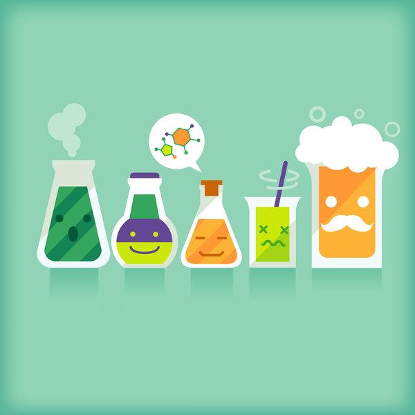 تجميعات اسئلة اختبارات مادة الكيمياء للصف الاول الثانوي -نظام مقررات- الفصل الدراسي الاول
