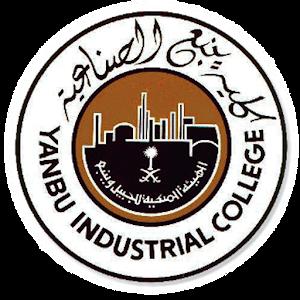 شعار كلية ينبع الصناعية