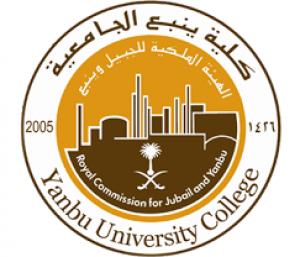 شعار كلية ينبع الجامعية