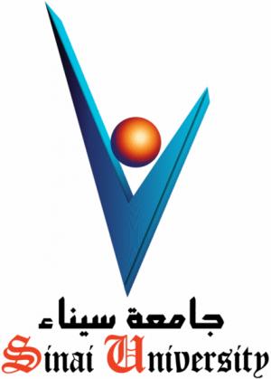 شعار جامعة سيناء