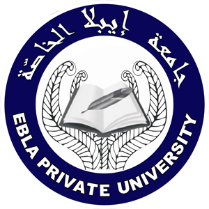 شعار جامعة ايبلا الخاصة