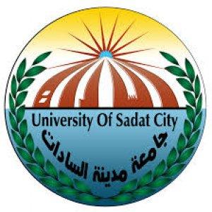 شعار جامعة مدينة السادات