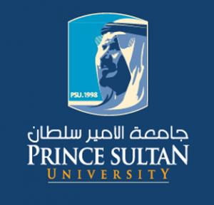 شعار جامعة الامير سلطان