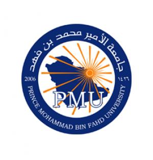 شعار جامعة الامير محمد بن فهد
